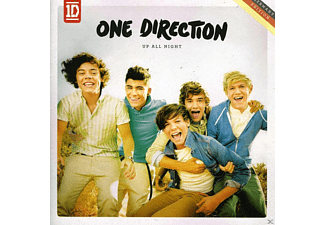 One Direction - Up All Night - (CD)