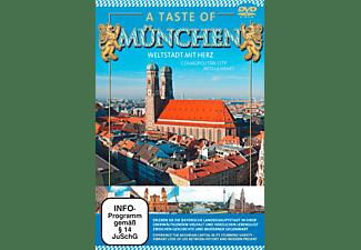 A Taste of München - Weltstadt mit Herz DVD