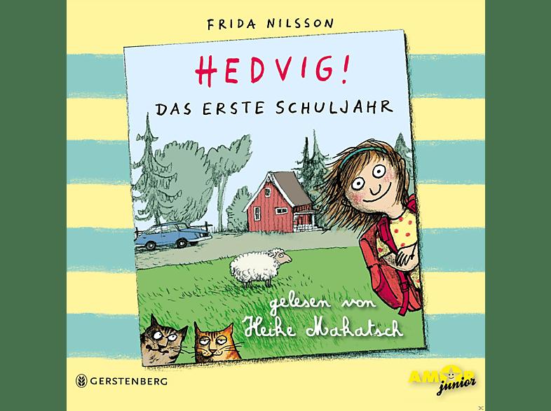 Hedvig! Das erste Schuljahr - (CD)