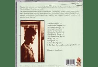 Greg Brown - IOWA WALTZ  - (CD)