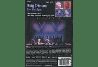 King Crimson - Eyes Wide Open  - (DVD)
