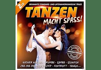 F. M.P. Tanzorchester - Tanzen Macht Spass!  - (CD)