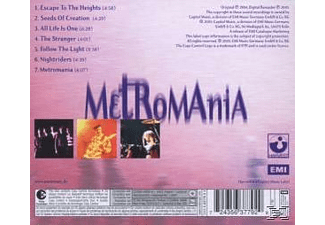Eloy - Metromania-Remaster  - (CD)