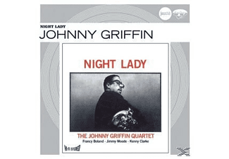 Johnny Quartet Griffin - Night Lady (Jazz Club)  - (CD)