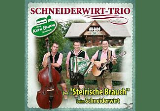 """Schneiderwirt Trio - Der """"Steirische Brauch"""" Beim Schneiderwirt  - (CD)"""