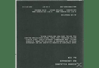 VILLALOBOS,RICARDO & LODERBAUER,MAX - Re: Ecm  - (CD)
