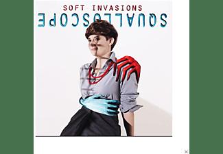 Squalloscope - Soft Invasions  - (CD)