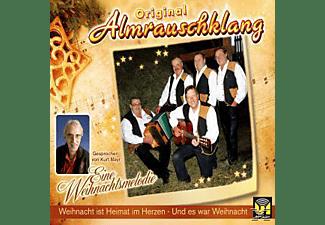 Orig. Almrauschklang - Eine Weihnachtsmelodie  - (Maxi Single CD)