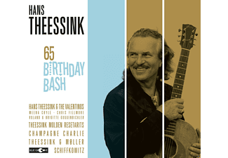 Theessink Hans - 65 Birthday Bash - (CD)