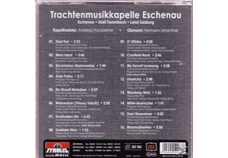 Trachtenmusikkapelle Eschenau - Ein Strauß Melodien  - (CD)
