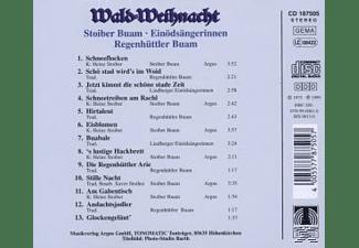 Stoiber Buam/Einödsängerinnen/Regenhüttler Buam - Wald-Weihnacht  - (CD)