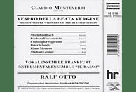 VAR. SOL., VOKALENS. FRANKFURT, INS - Marienvesper [CD]