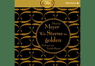 - Die Luna-Chroniken - Band 3: Wie Sterne so golden  - (MP3-CD)