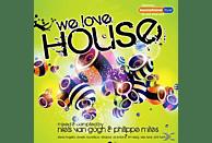 VARIOUS - We Love House [CD]