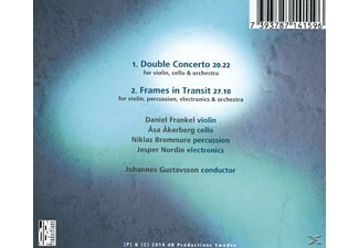VARIOUS - Doppelkonzert/Frames In Transit  - (CD)