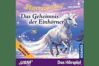 Sternenschweif 15: Das Geheimnis der Einhörner - (CD)