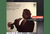 Ludwig Güttler, Virtuosi Saxoniae - Konzerte Für Trompete & Corno Da Caccia (Kulturspiegel-Edition) [CD]