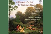 Deutsch, Ginzel, Helmut Deutsch - Romantische Musik F.Cello & K [CD]
