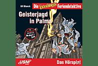 Die Baadingoo Feriendetektive - Geisterjagd in Palma - (CD)