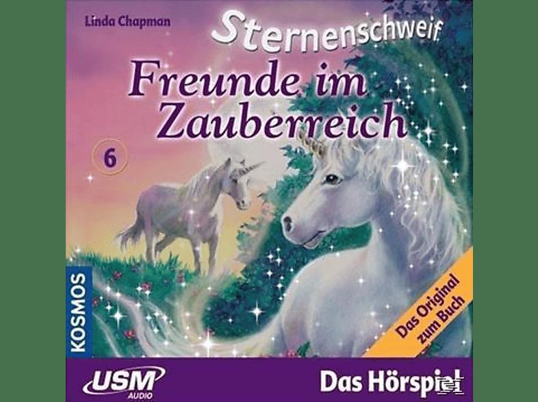 Sternenschweif 6: Freunde Im Zaubereich - (CD)