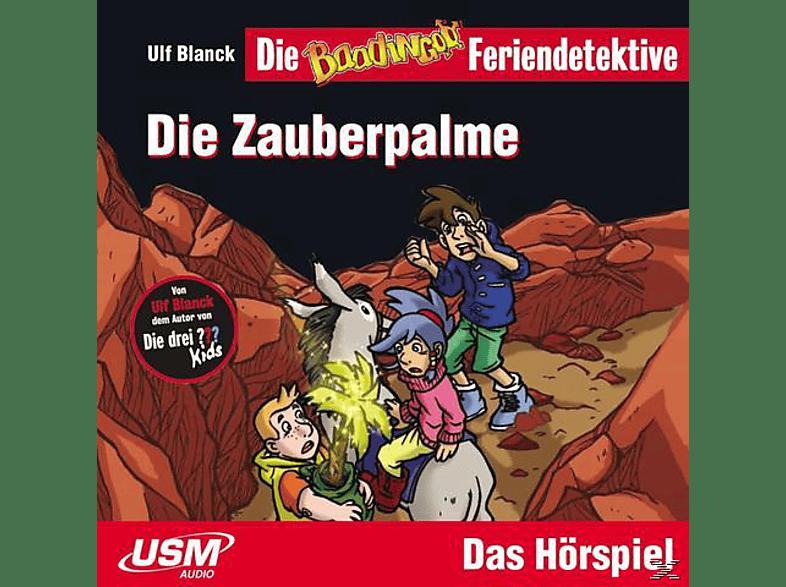 Die Baadingoo Feriendetektive - Die Zauberpalme - (CD)