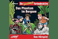 Die Baadingoo Feriendetektive - Das Phantom im Bergsee - (CD)