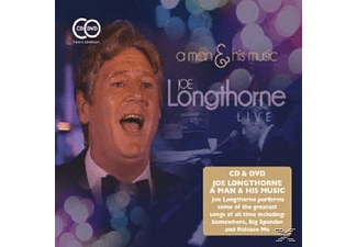 Joe Longthorne - A Man & His Music  - (CD)