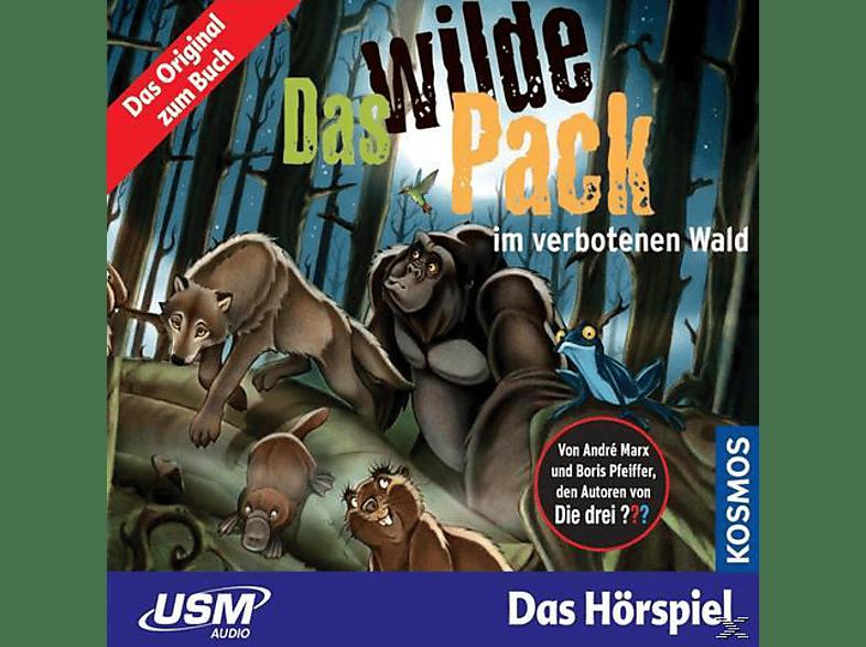 Das wilde Pack im verbotenen Wald - (CD)