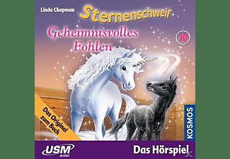 - Sternenschweif 10: Geheimnisvolles Fohlen - Jubiläumsfolge  - (CD)