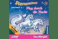 Sternenschweif 9: Flug durch die Nacht - (CD)