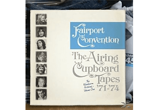 Fairport Convention - Airing Cupboard  - (Vinyl)