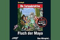 Die Baadingoo Feriendetektive - Fluch der Maya - (CD)