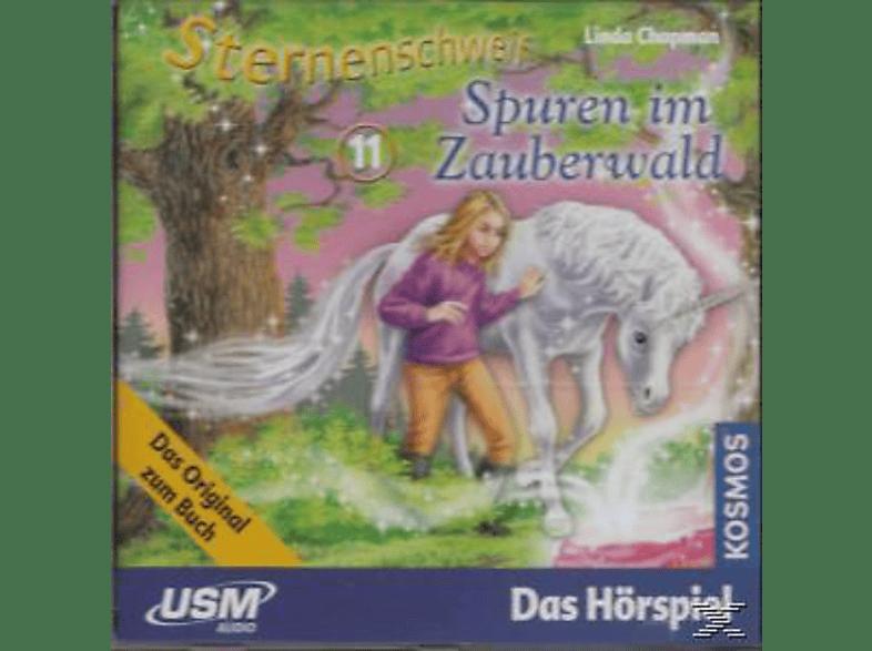 Sternenschweif 11: Spuren im Zauberwald - (CD)