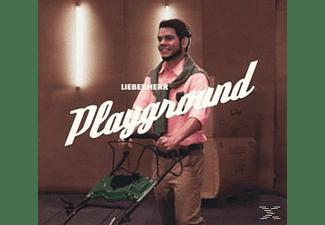 Adrian Lieberherr - Playground  - (CD)