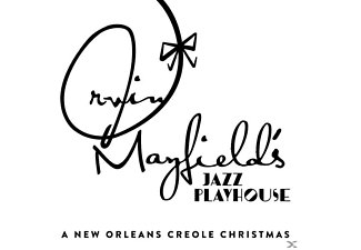 Irvin Mayfield - Irvin Mayfield's Jazz Playhouse - A New Orleans Creole Christmas  - (CD)