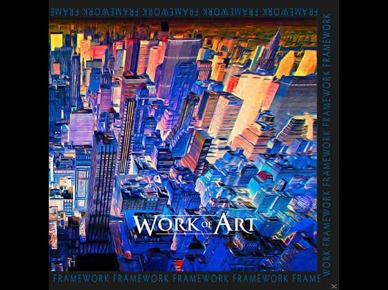 Work Of Art - Framework [CD]