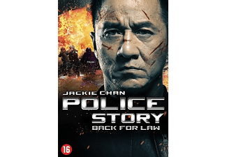 Police Story - Back For Law | DVD
