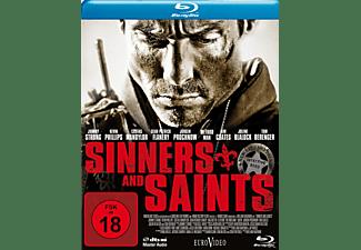 Sinners and Saints Blu-ray