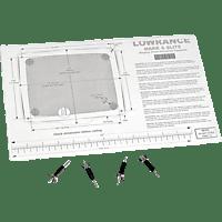NAVICO HDS-7 GEN2, Flacheinbau-Kit, passend für Navigationssystem