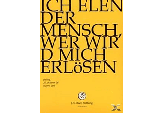 CHOR & ORCHESTER DER J.S. BACH-STIF - Ich Elender Mensch, Wer Wird  - (DVD)