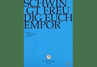 CHOR & ORCHESTER DER J.S. BACH-STIF - Schwingt Freudig Euch Empor  - (DVD)