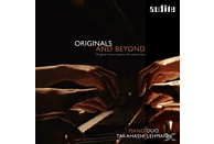 Takahashi/Lehmann - Originals And Beyond-Transcriptions For Piano Duo [CD]
