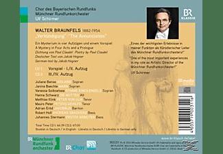 Schirmer/MRO/Chor des BR - Verkündigung  - (CD)