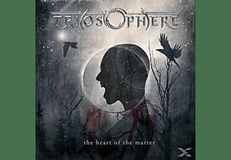 Triosphere - The Heart Of The Matter (Digipak)  - (CD)