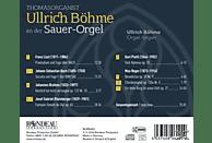 Böhme Ullrich - Ullrich Böhme an der Sauer-Orgel [CD]
