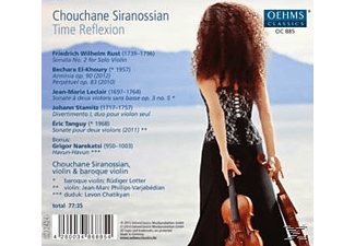 Chouchane/+ Siranossian - Time Reflexion  - (CD)