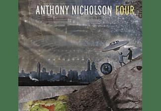 Anthony Nicholson - Four  - (CD)