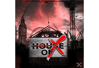 House Of X - House Of X  - (CD)