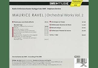 Stéphane/swr Rso Deneève - Orchesterwerke  - (CD)