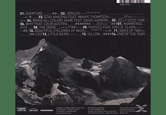 Märtini Brös - Moved By Mountains  - (CD)